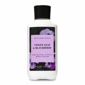 Bath & Body Works Violet Leaf & Blackberry Body Lotion 236 ml