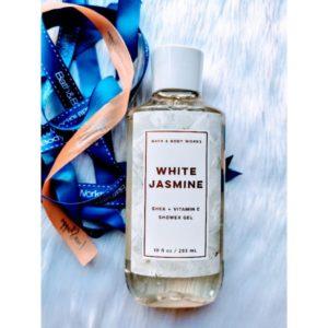 Bath & Body Works White Jasmine Shower Gel 295 ml