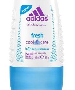Adidas For Women Fresh Deodorant Roll On 50ml