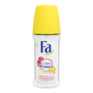 Fa Floral Protect Deodorant Roll On 50ml