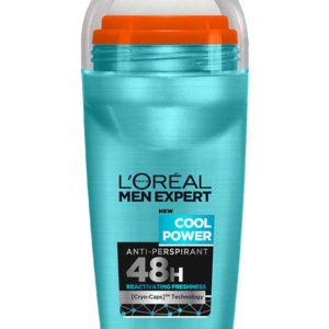 L'oreal Men Expert Cool Power Deodorant Roll On 50ml