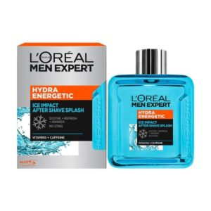L'oreal Men Expert Hydra Energetic Ice Impact After Shave Splash 100 ml