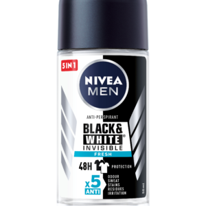Nivea Men Black And White Fresh Deodorant Roll On 50ml