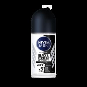 Nivea Men Black And White Original Deodorant Roll On 50ml