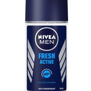 Nivea Men Fresh Active Deodorant Roll On 50ml