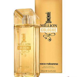 Paco Rabanne 1 Million Cologne For Men 125 ml
